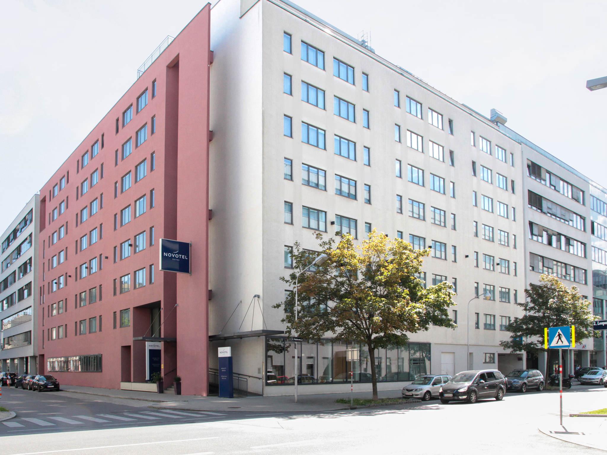 โรงแรม – Novotel Suites Wien City Donau