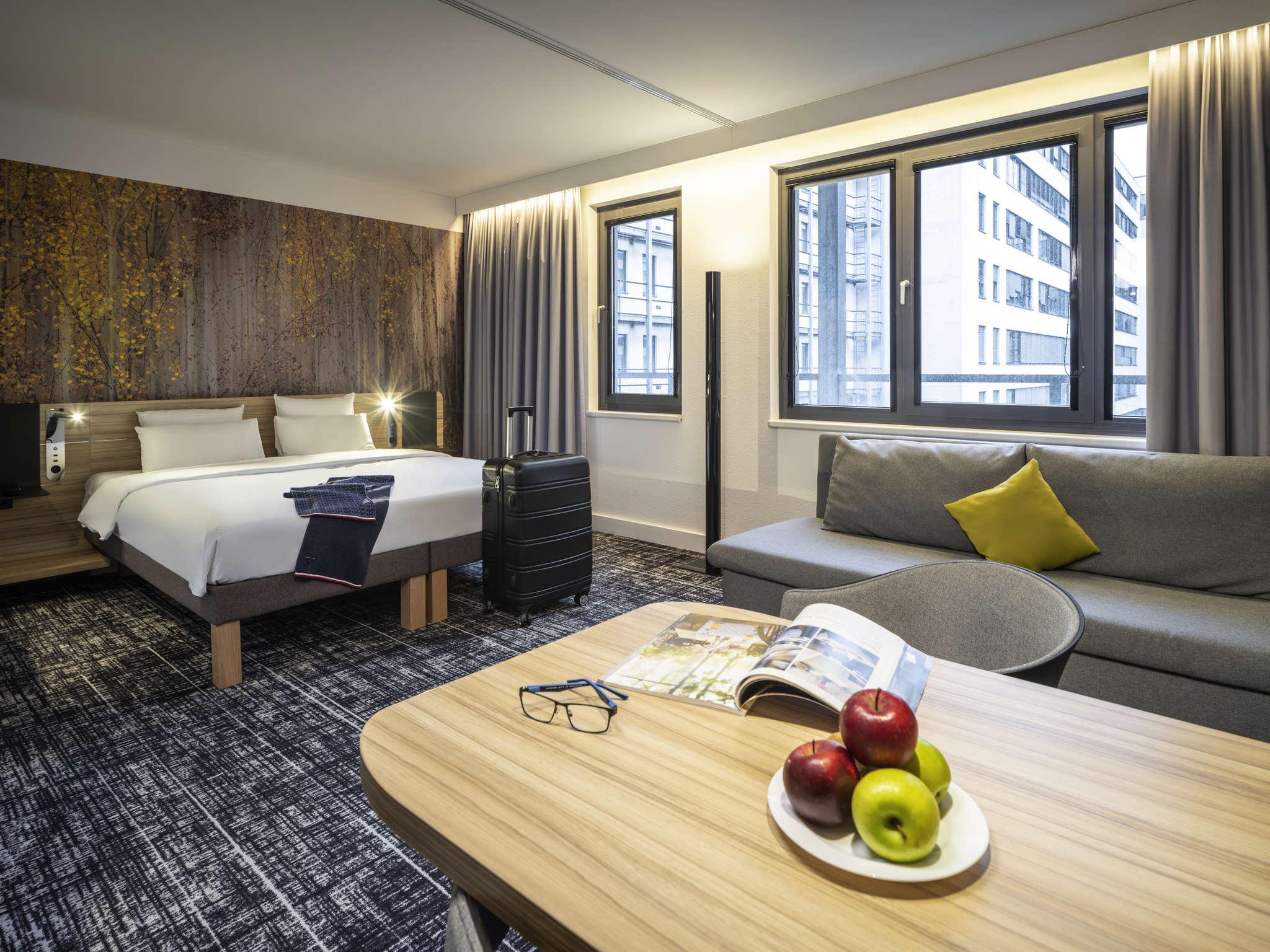 Adagio Hotel Wien