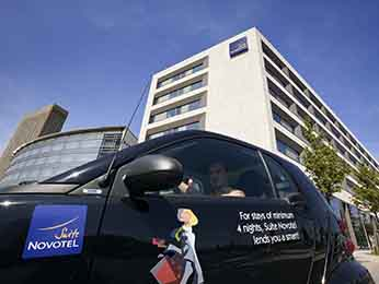 Services - Novotel Suites Wien City Donau