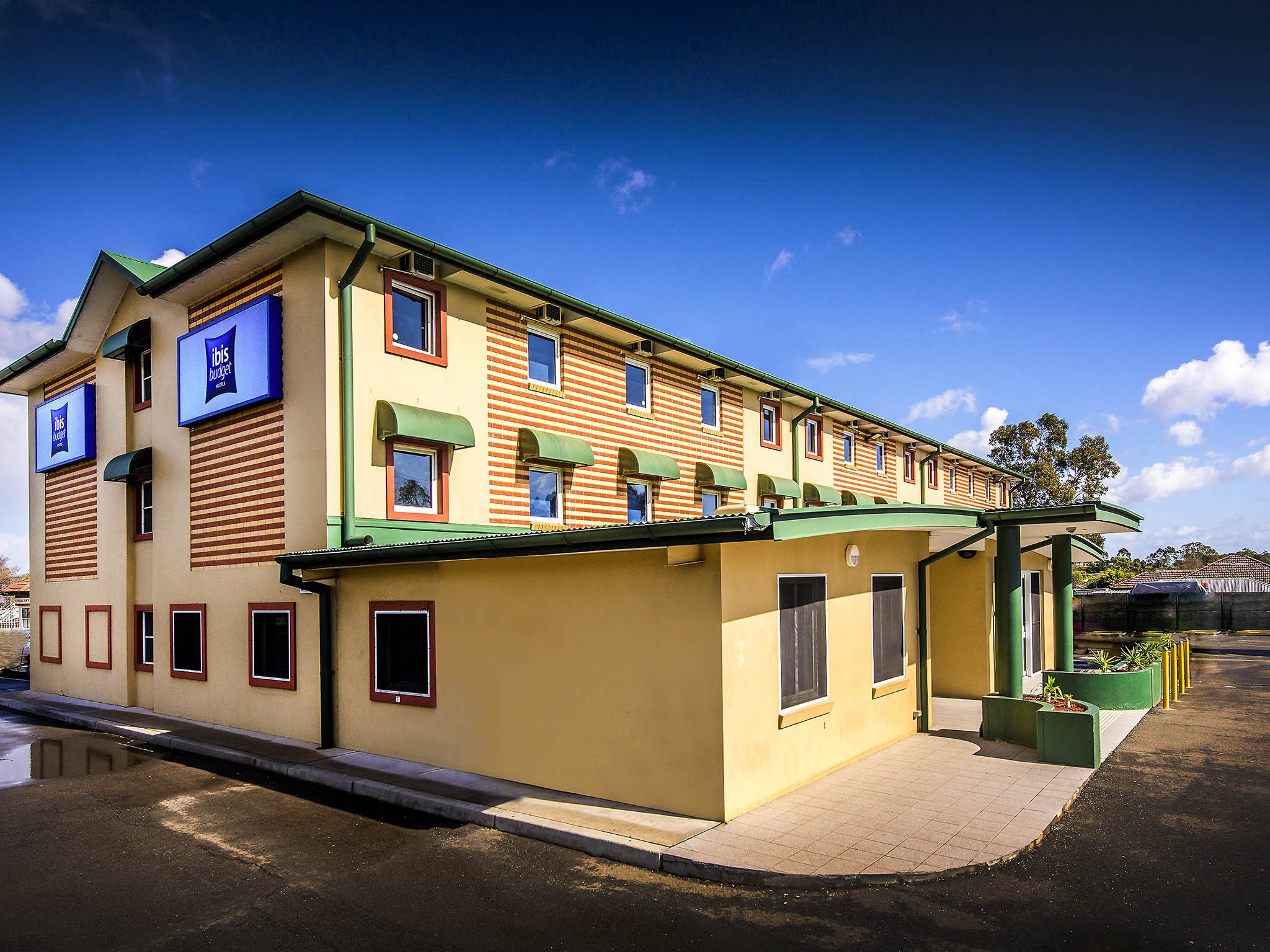 Hotell – ibis budget Casula Liverpool