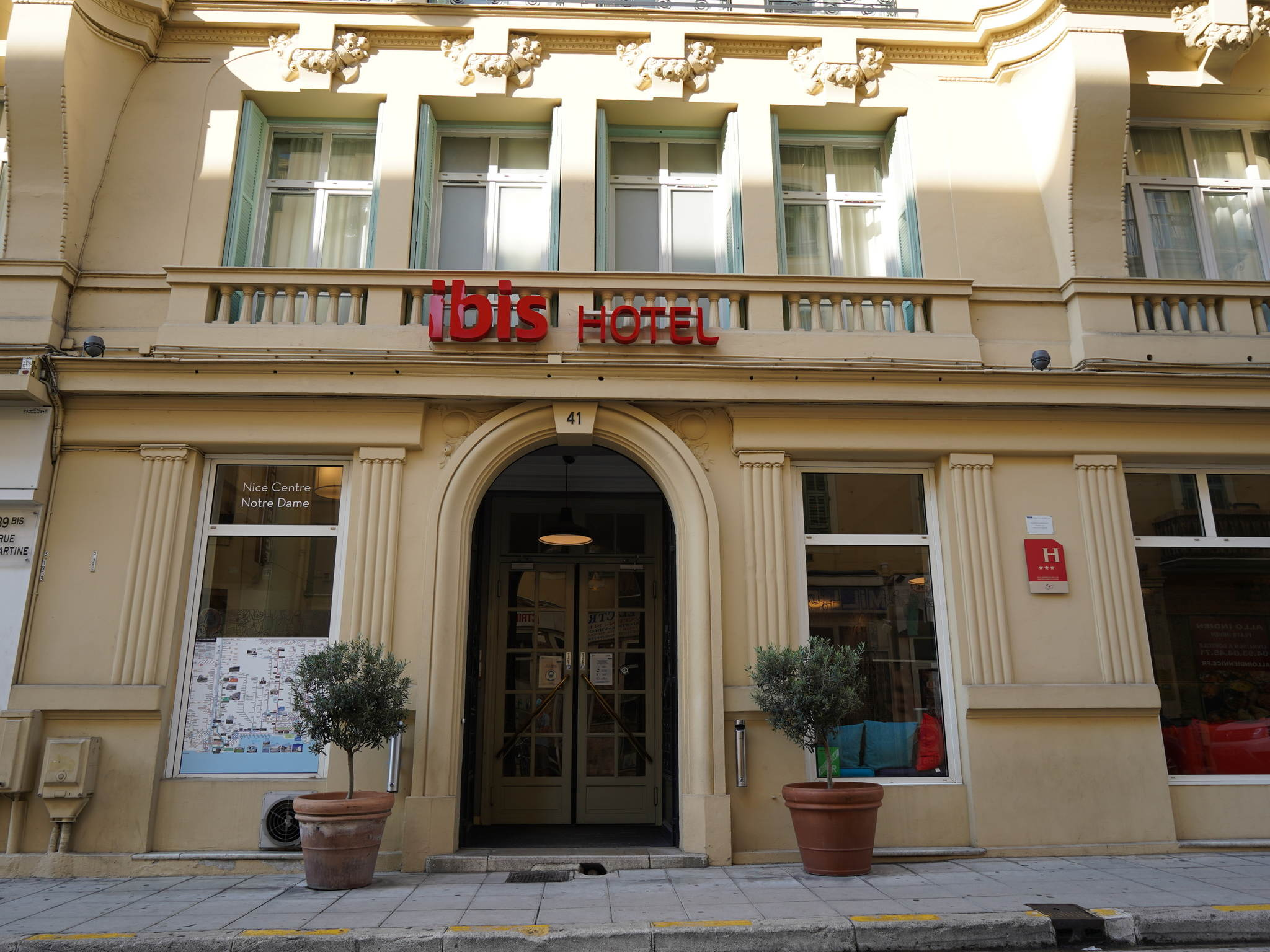 Hotel – ibis Nice Centre Notre Dame