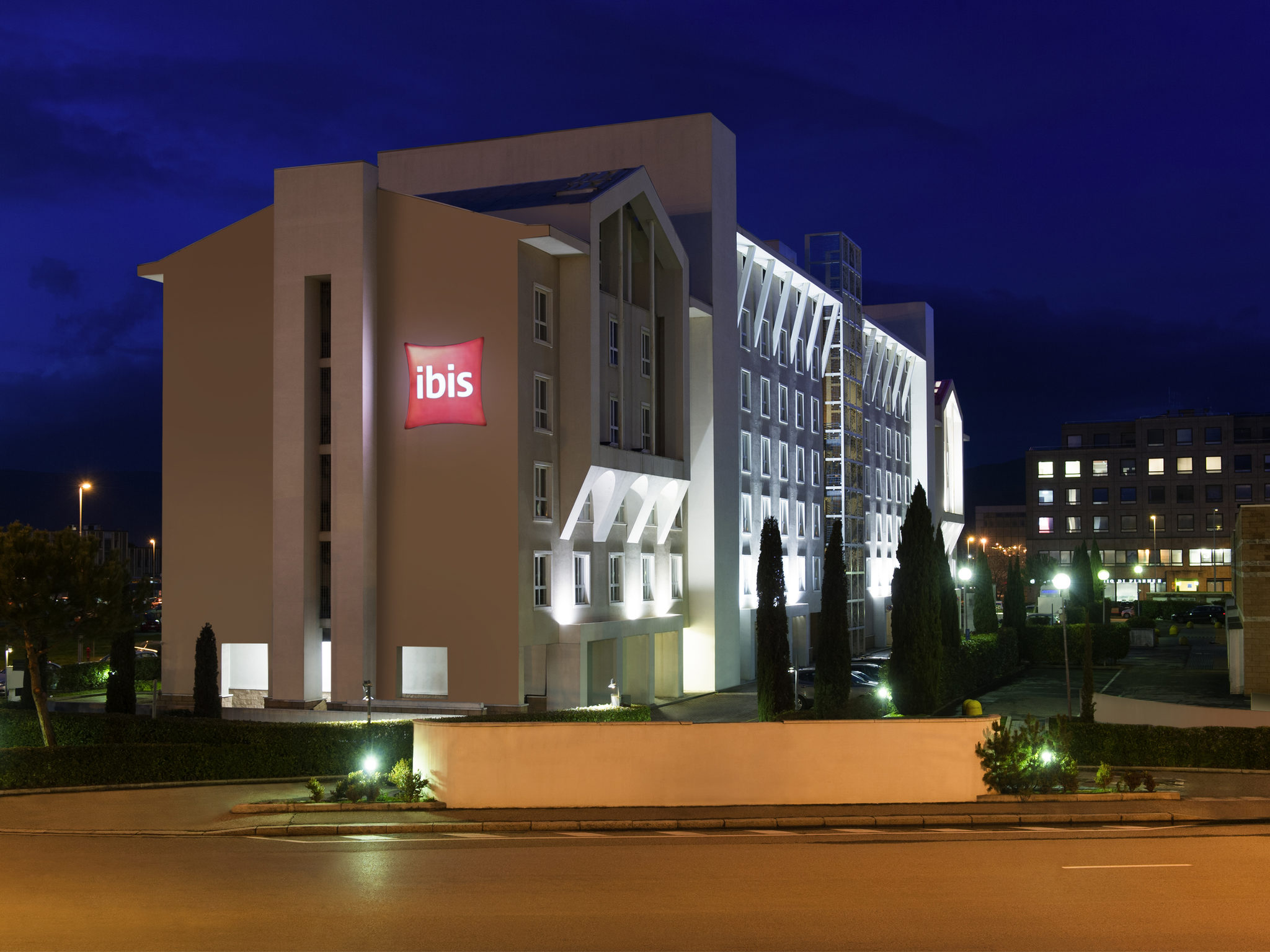 Отель — ibis Флоренция Север Аэропорт