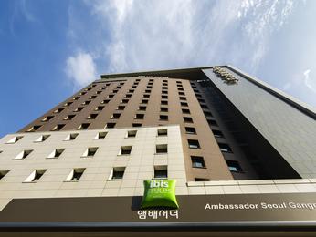 Cheap hotel SEOUL - ibis Styles Ambassador Seoul Gangnam