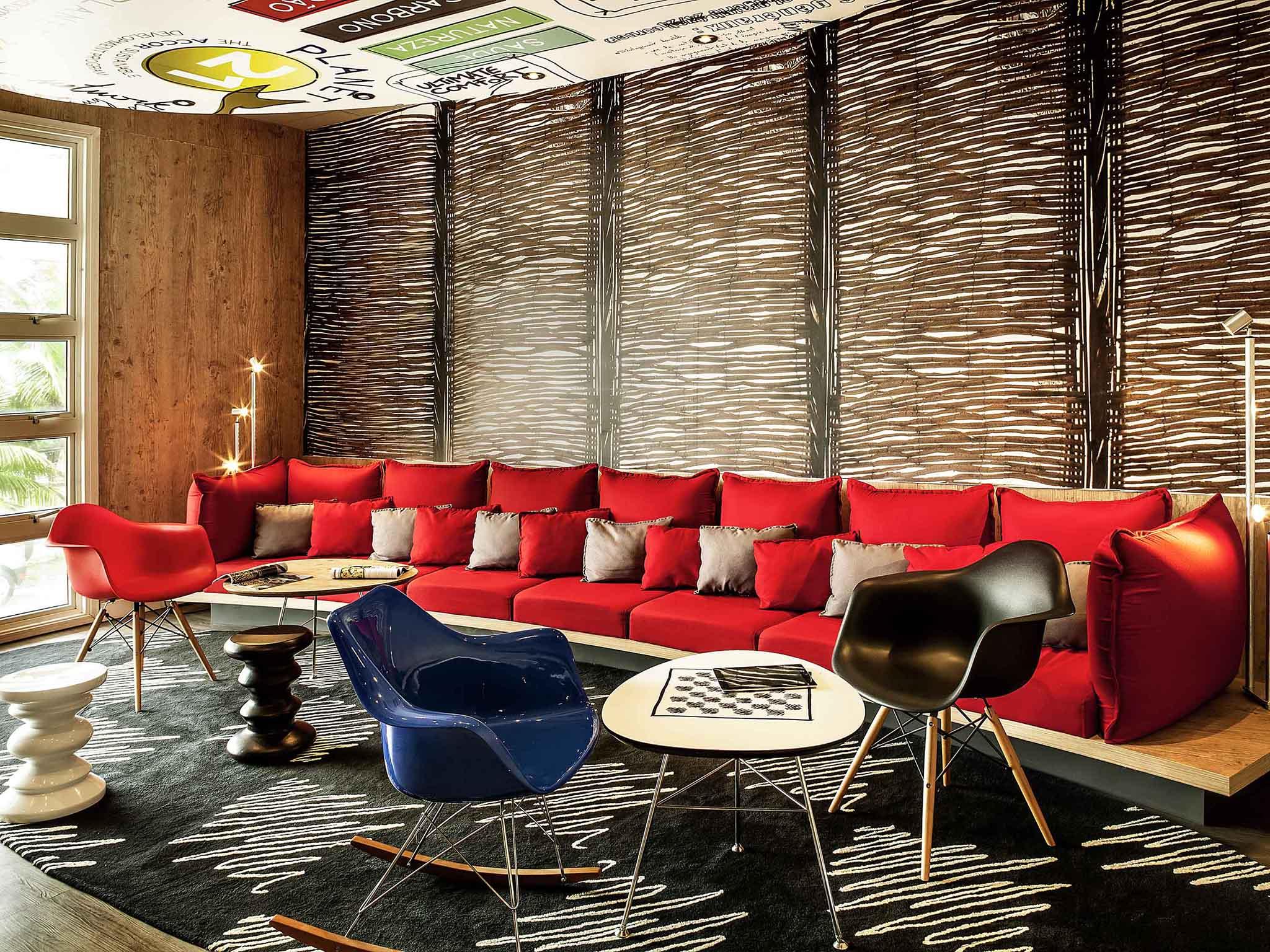 โรงแรม – ibis Macae