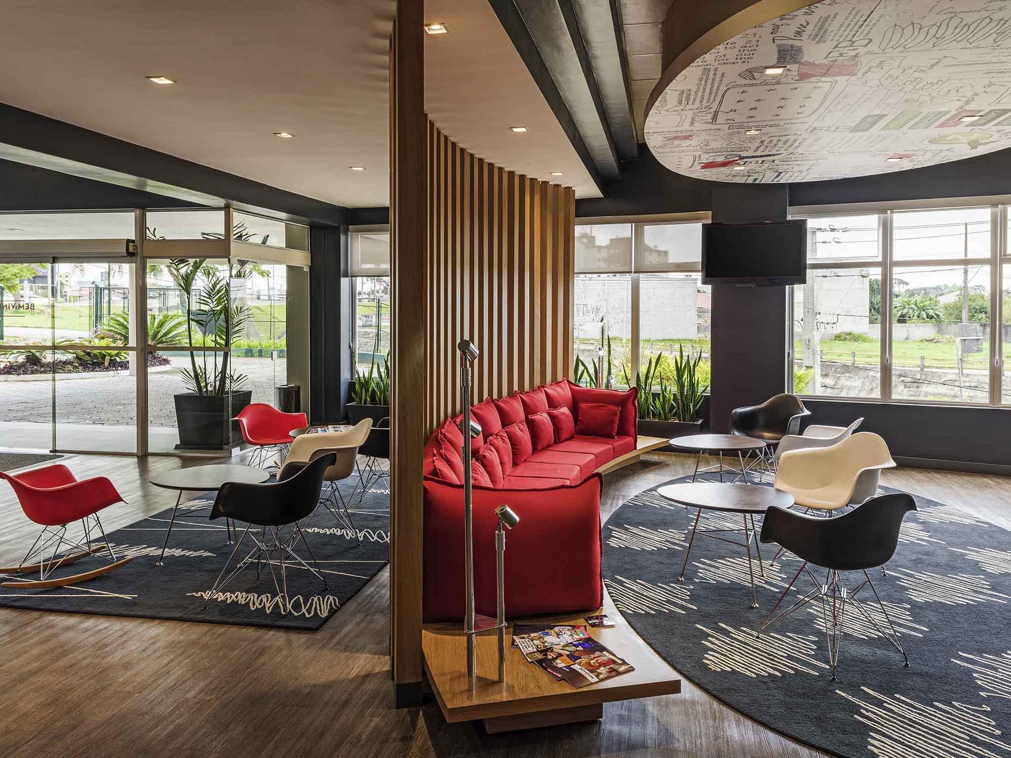 Отель — ibis Curitiba Aeroporto