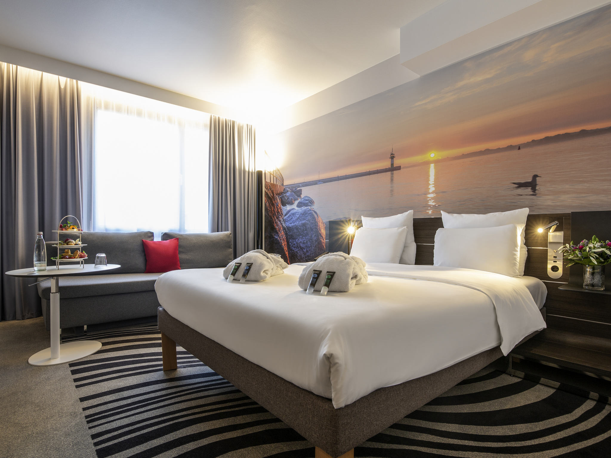 โรงแรม – Novotel Hamburg City Alster
