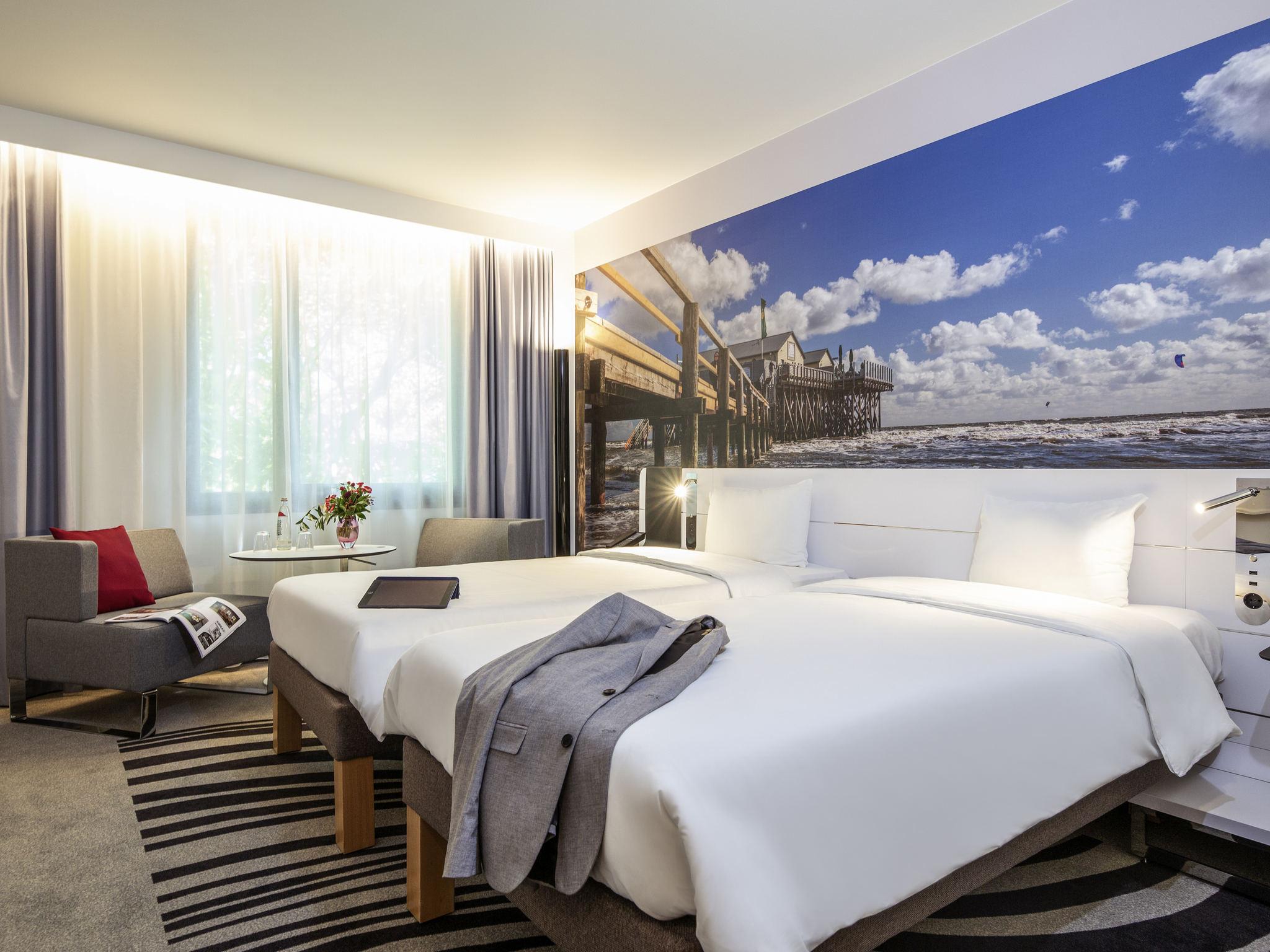 Novotel Alster Hotel Hamburg