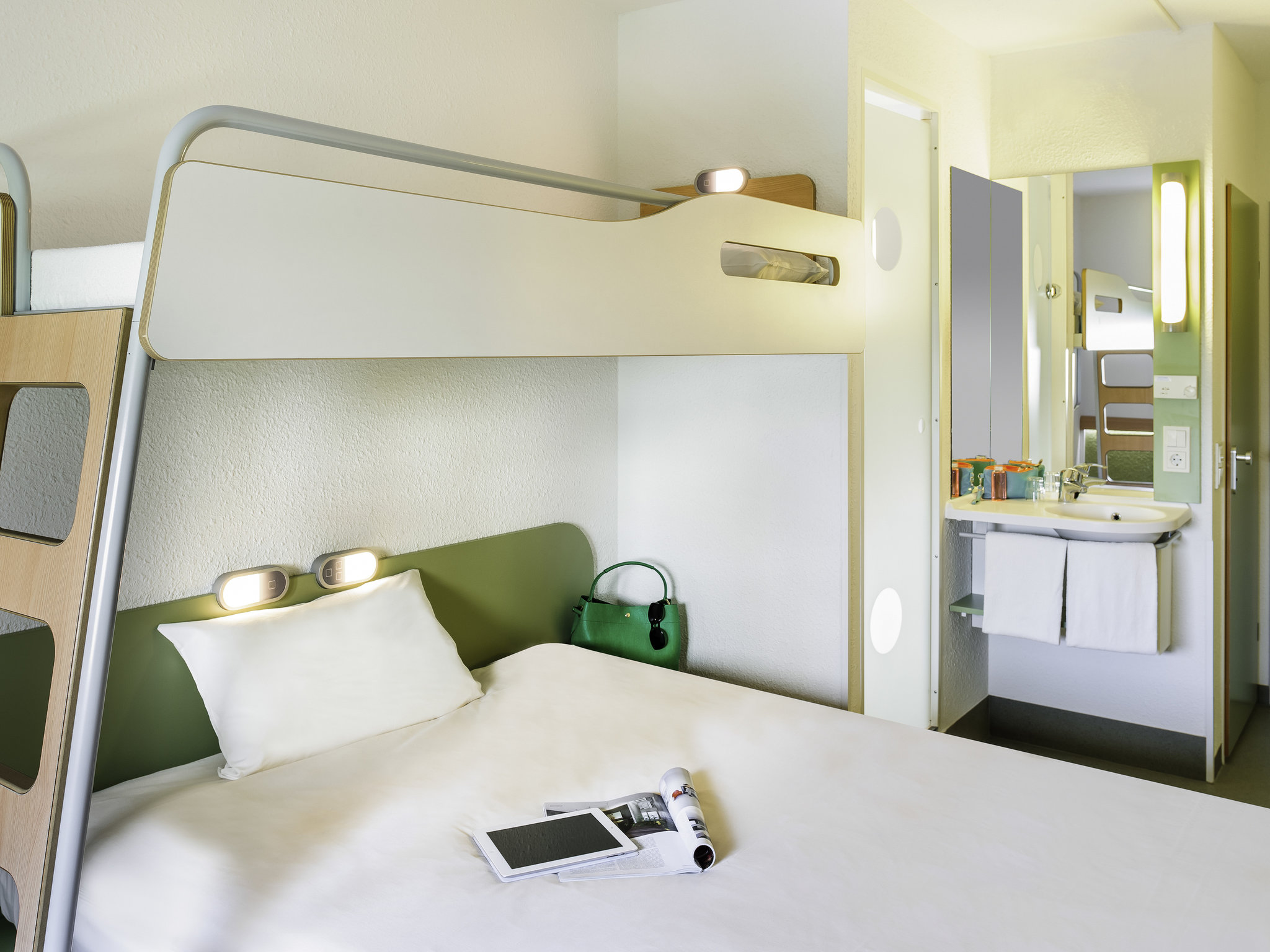 Hotel - ibis budget Lyon Gerland