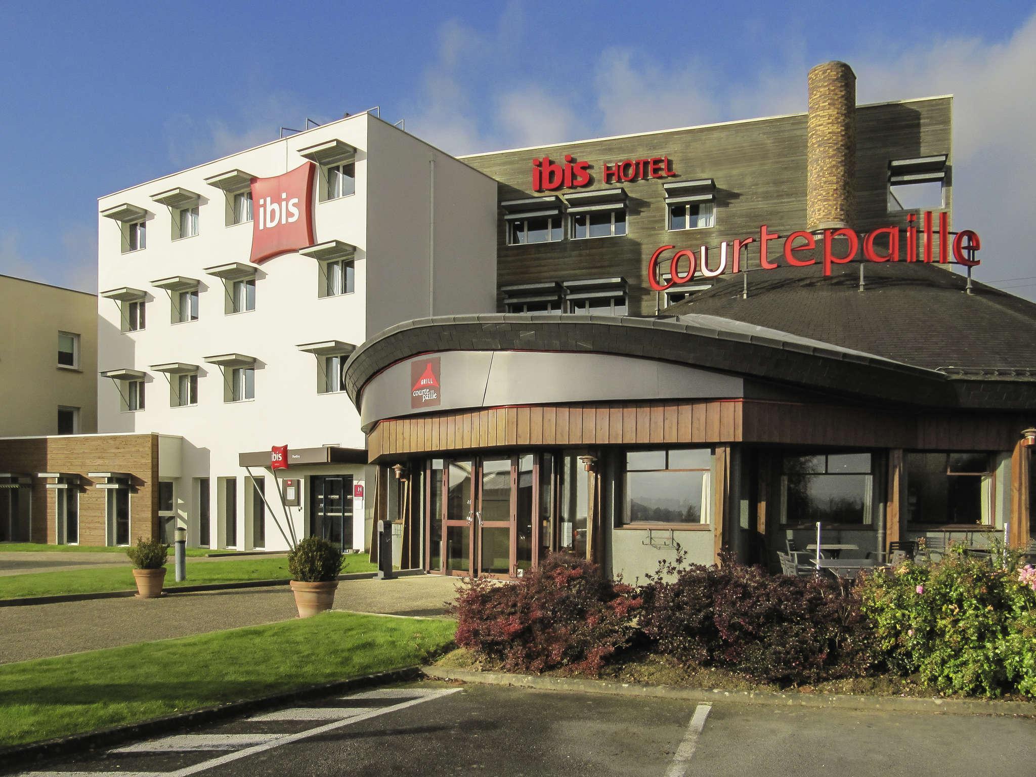 โรงแรม – ibis Pontivy