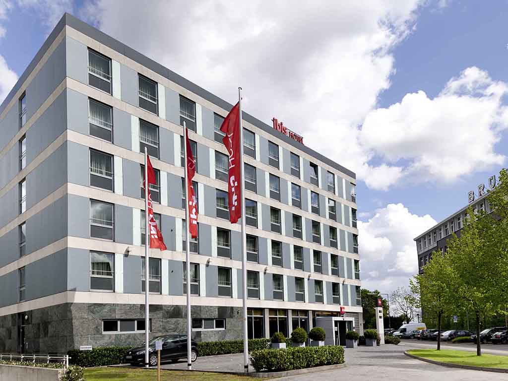 Economy Hotel Koln Messe Ibis Accor