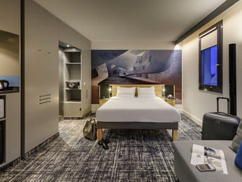 Rooms - Novotel Suites Berlin City Potsdamer Platz