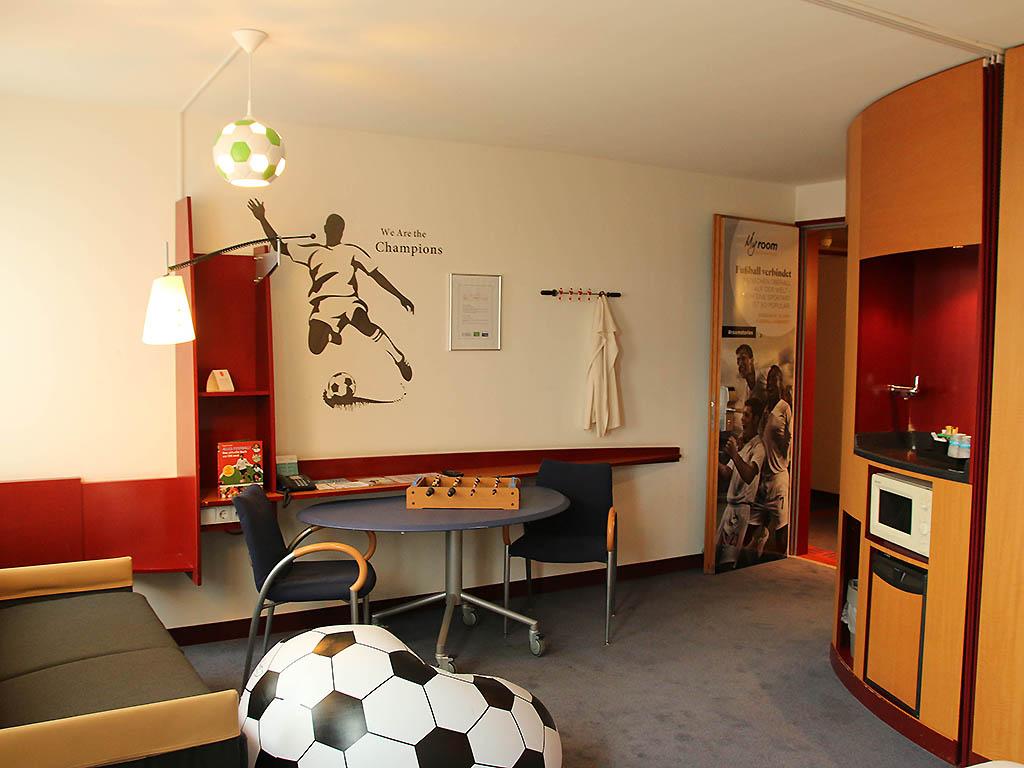 Hotel Novotel Suites Berlin City Potsdamer Platz. Book now!