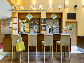 Bar - ibis Wien City
