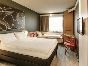 Rooms - ibis Wien City