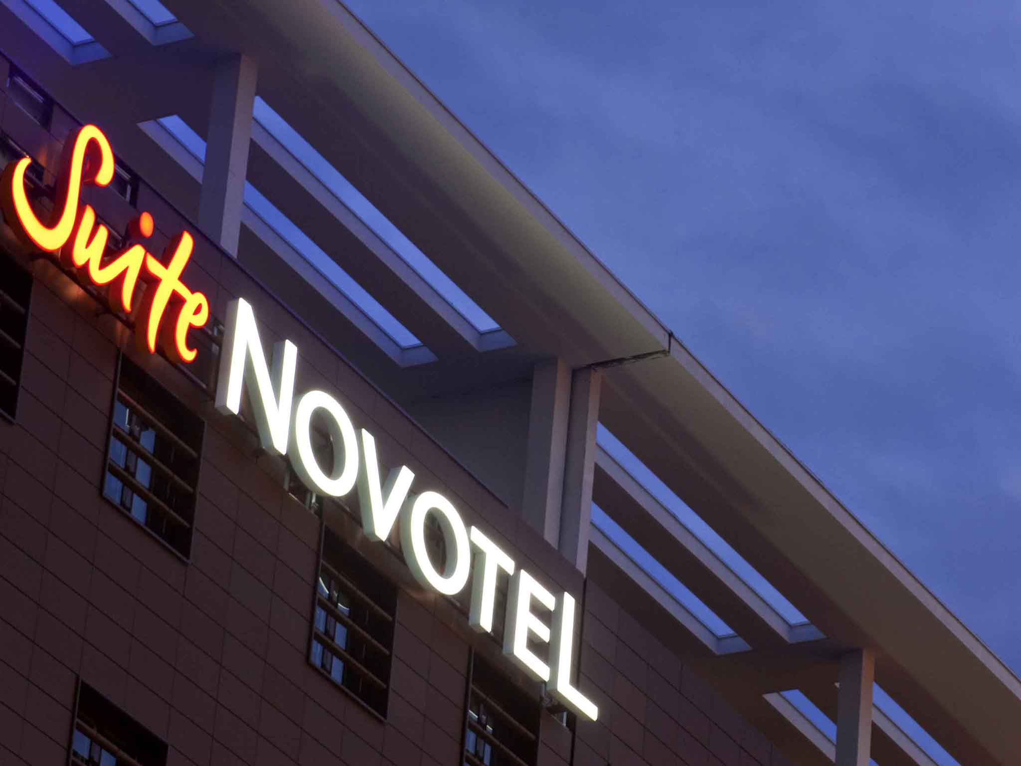 โรงแรม – Novotel Suites Hannover City
