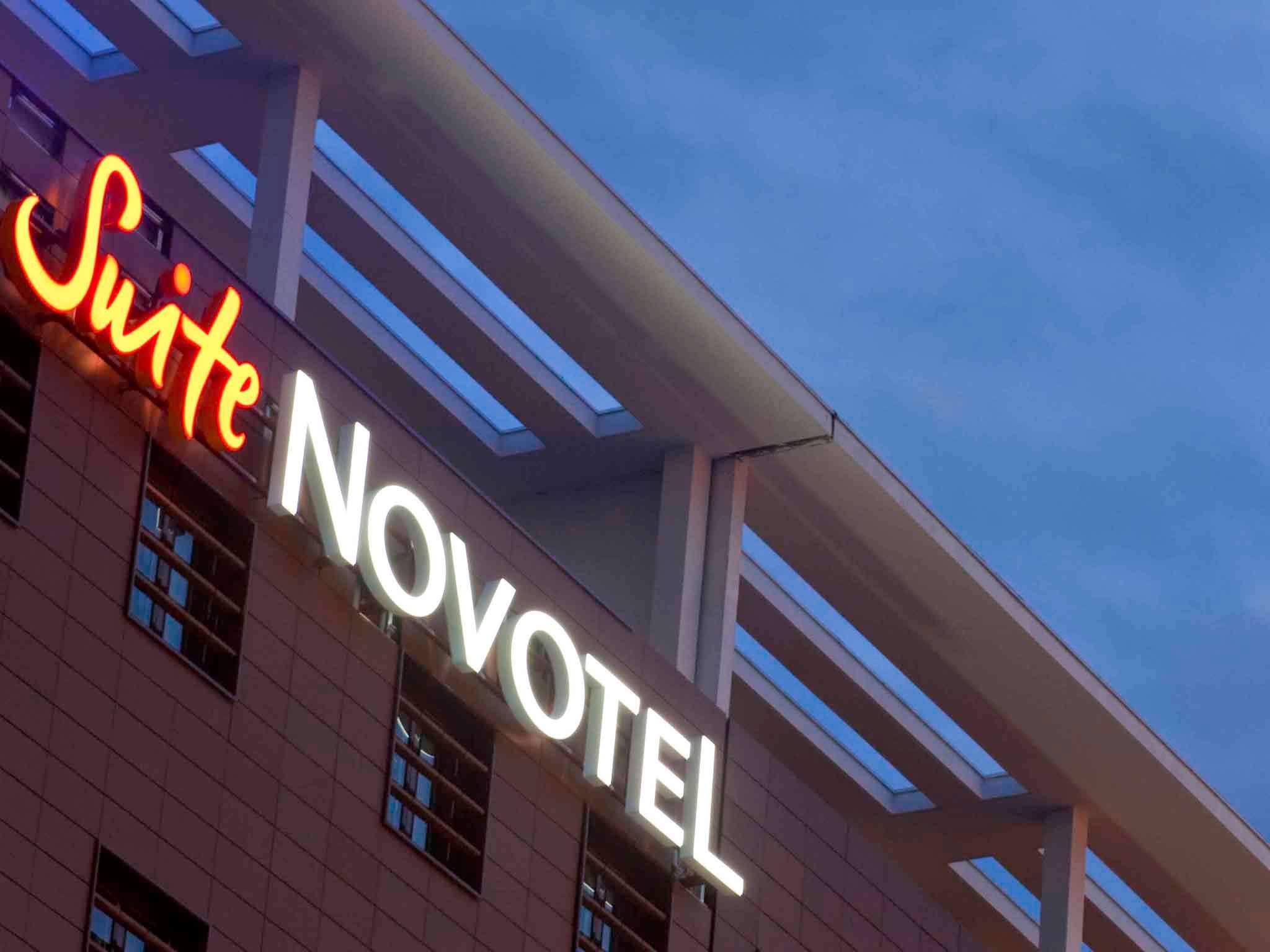Отель — Novotel Suites Ганновер Сити