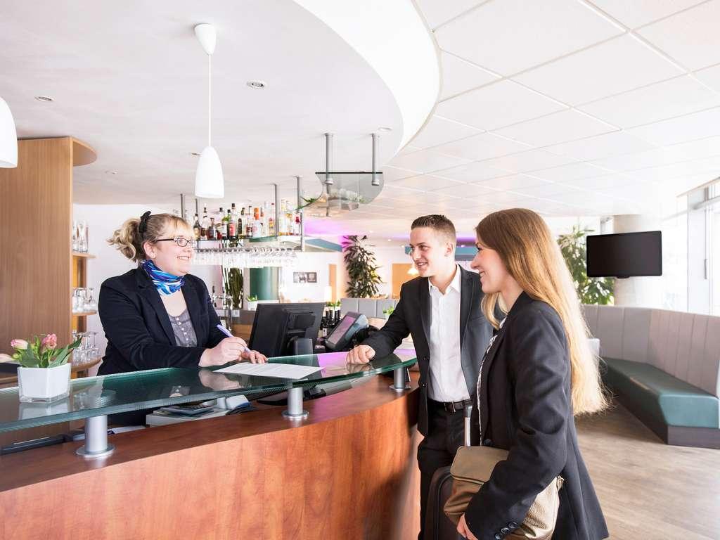 Hotel hannover novotel suites hannover city for Hotel hannover