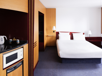 Chambres - Novotel Suites Hannover City