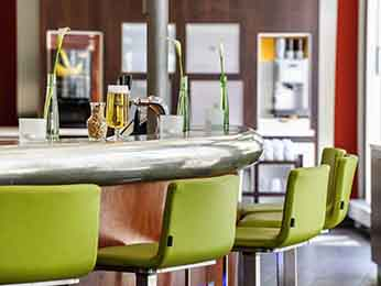 Bar - Novotel Suites Hamburg City