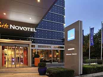 Otel - Novotel Suites Hamburg City