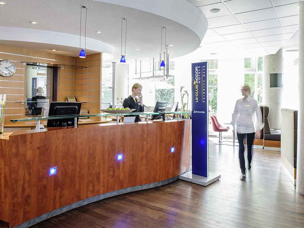 Hotel in HAMBURG - Novotel Suites Hamburg City