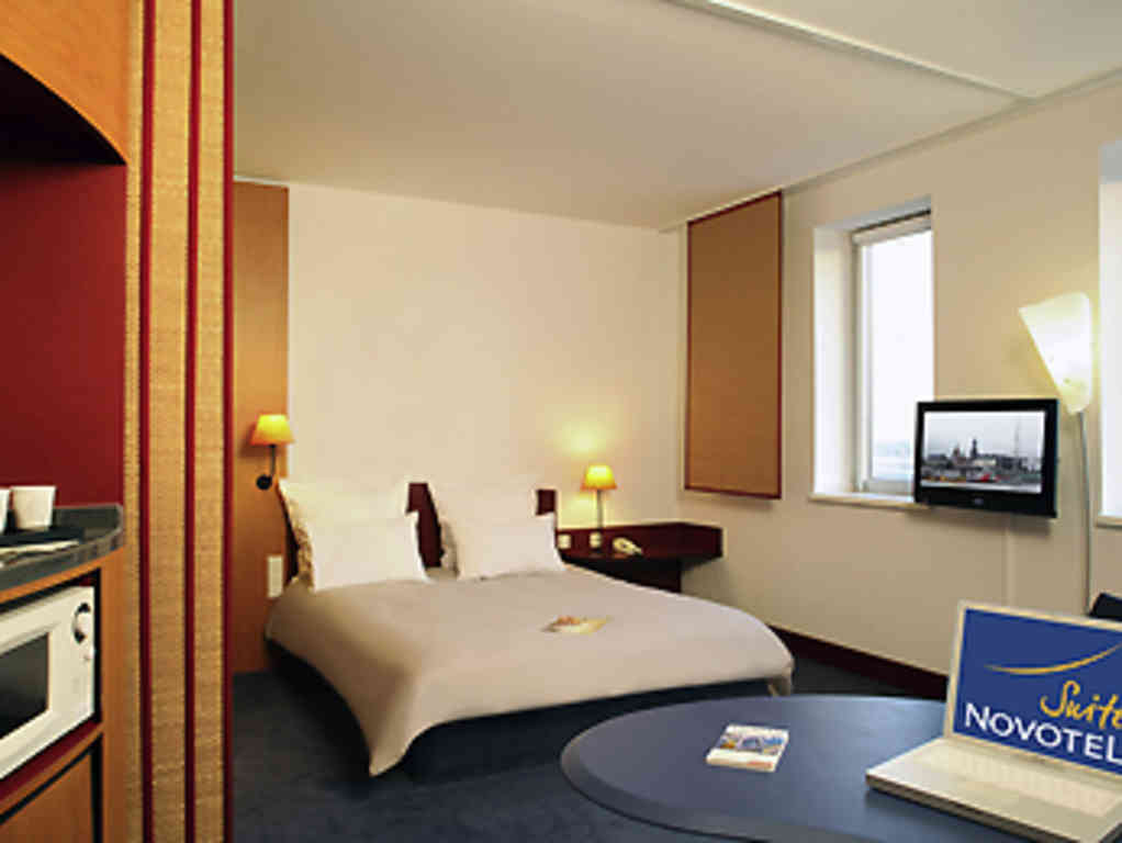 Hamburg Hotel Suite Novotel