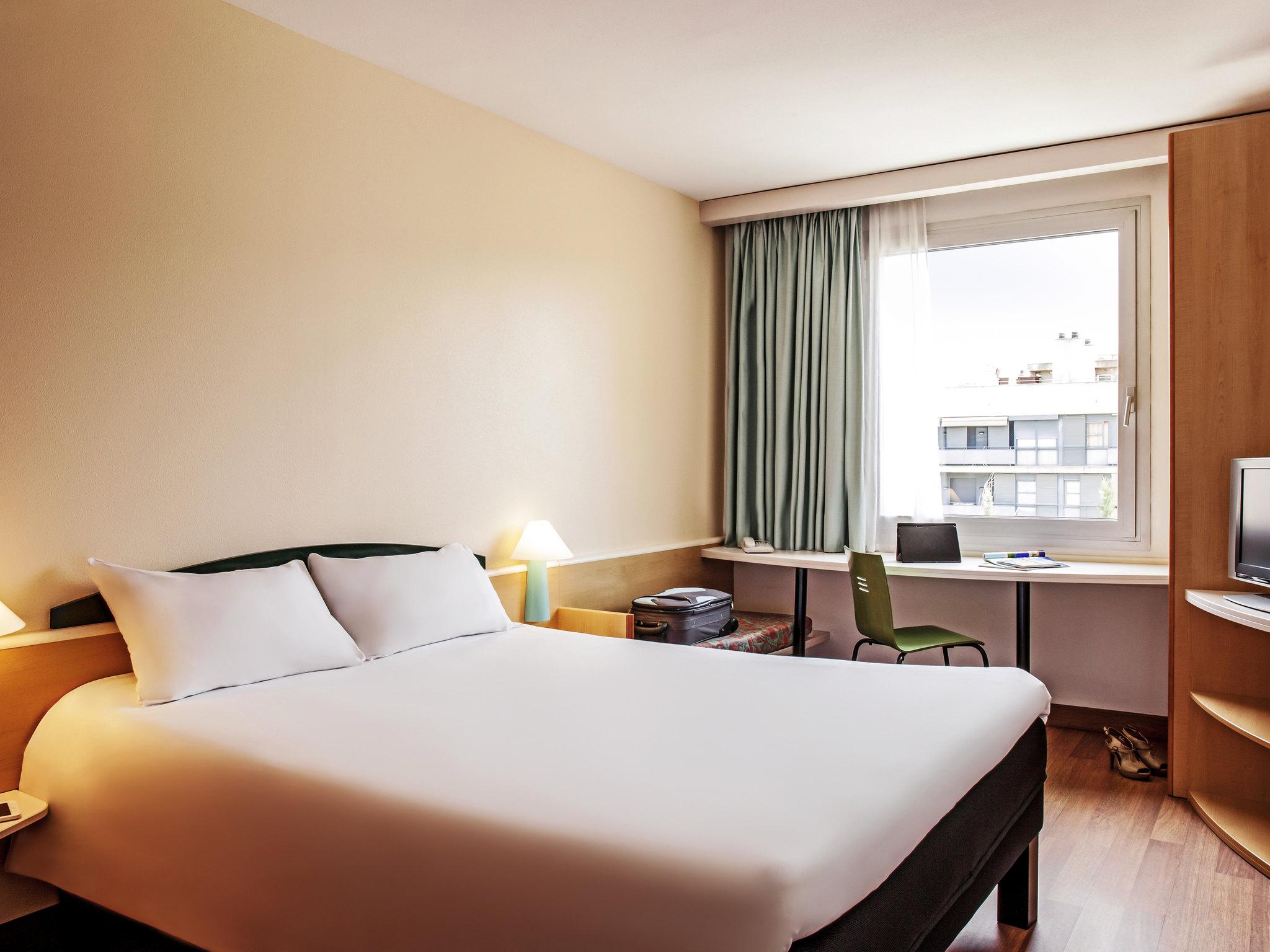 Отель — ibis Barcelona Molins de Rei