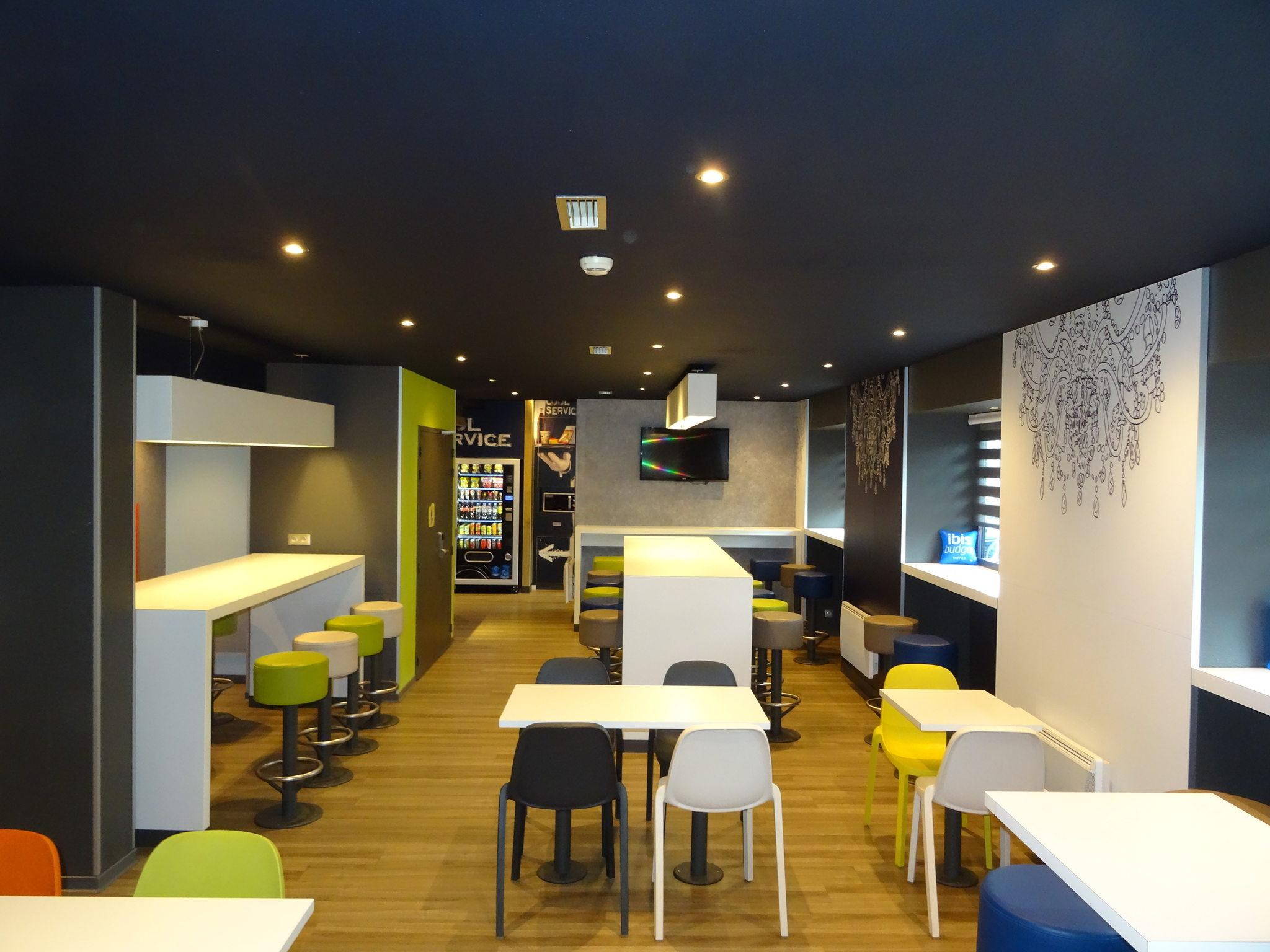 Hotel – ibis budget Caen Centre Gare