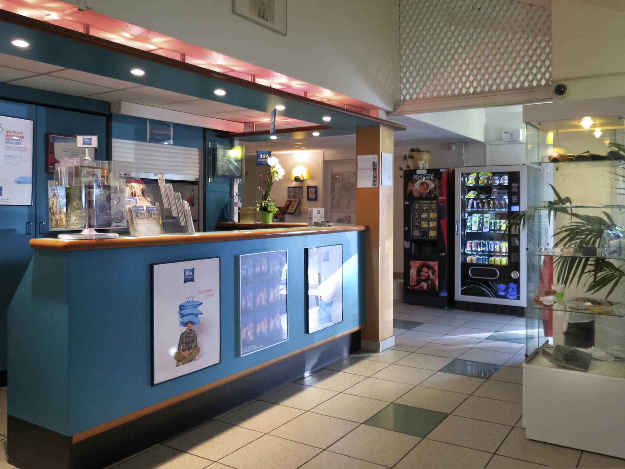 Отель — ibis budget Rouen Centre Rive Gauche