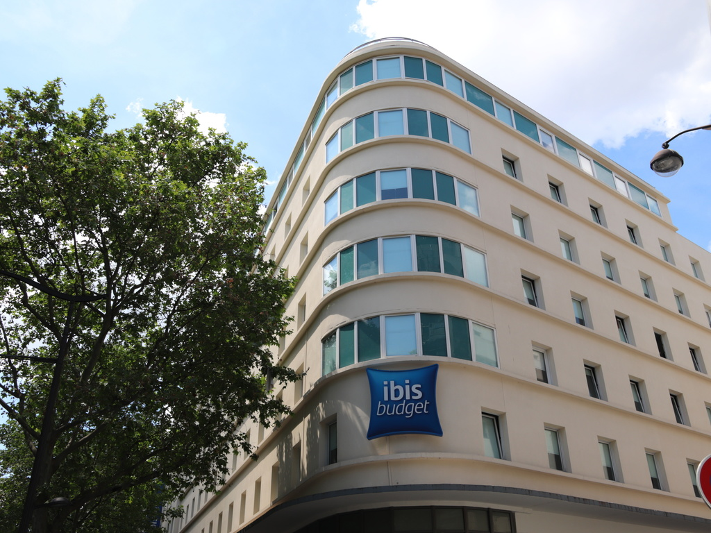 ibis budget Paris La Villette 19th