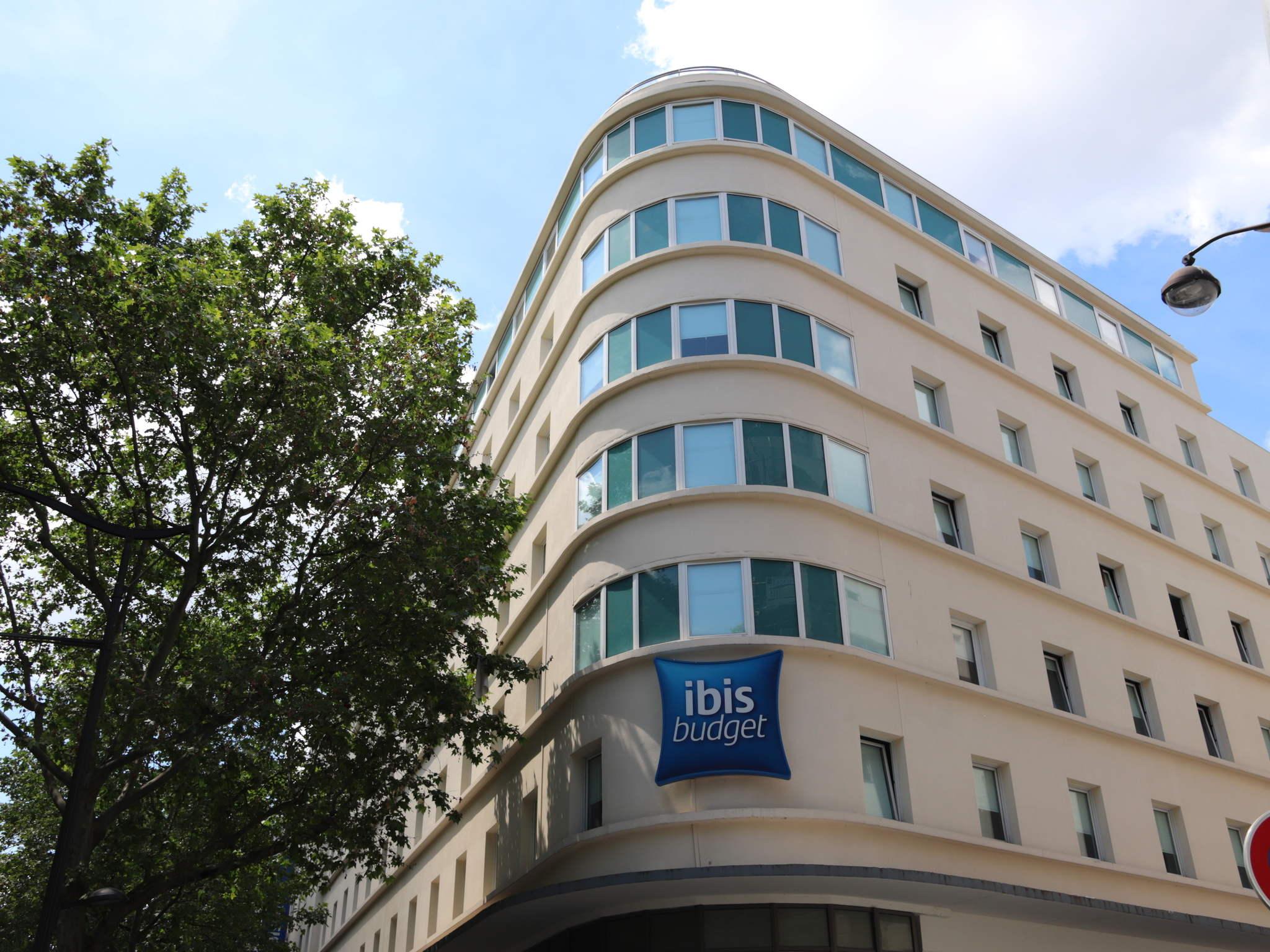 Отель — ibis budget Париж Ля Вийет 19