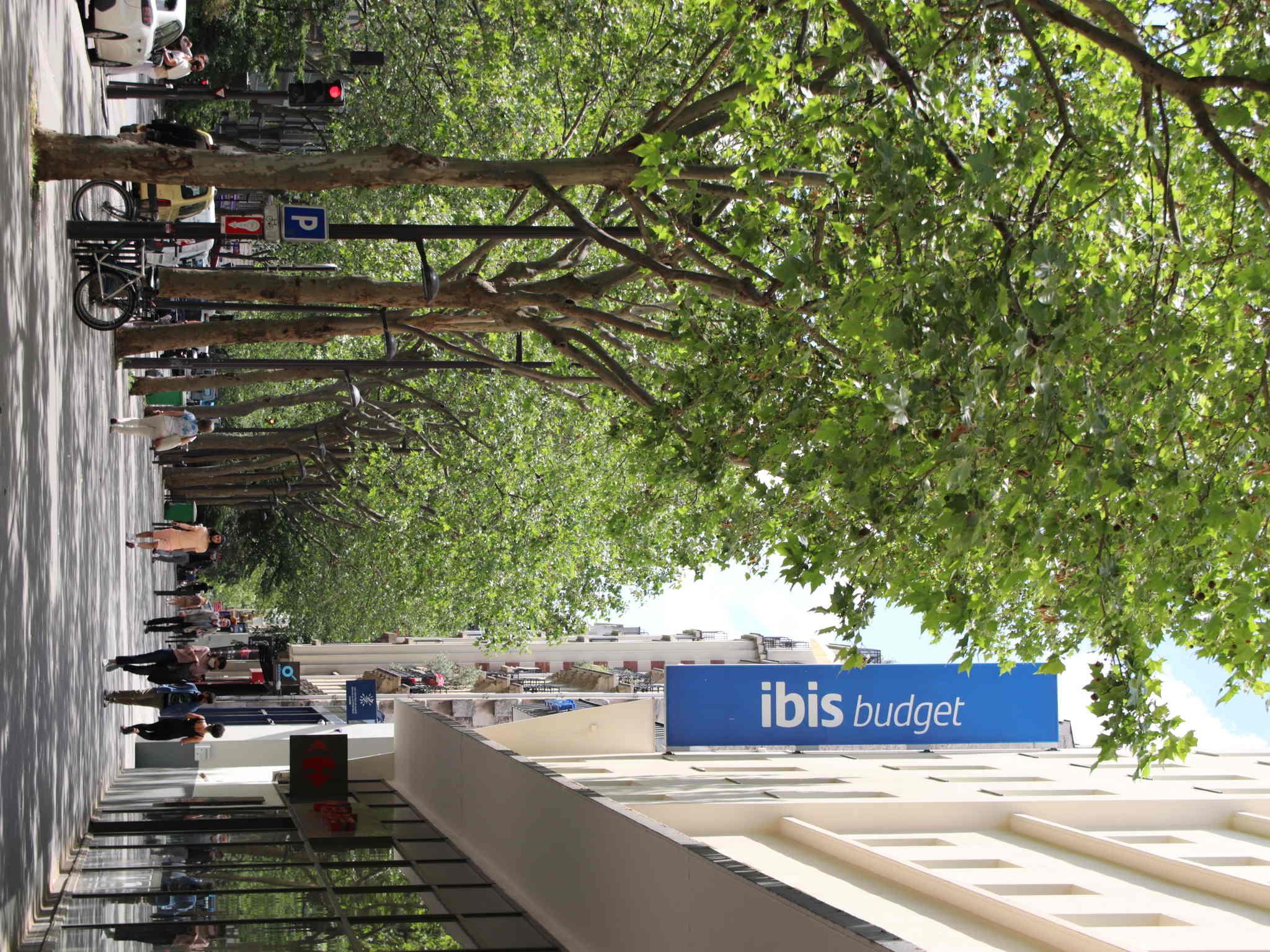 Hotel Ibis Budget Paris La Villette 19th