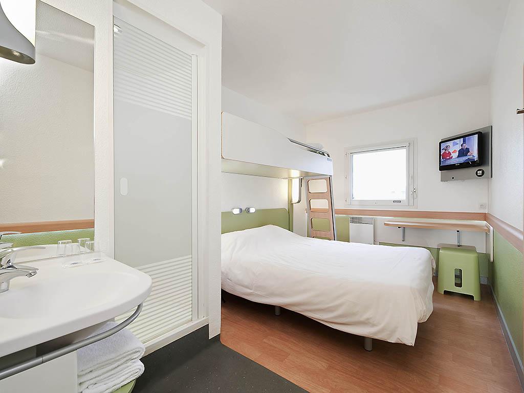 Cheap Hotel PARIS Ibis Budget Paris La Villette Th - Hotel porte de la villette