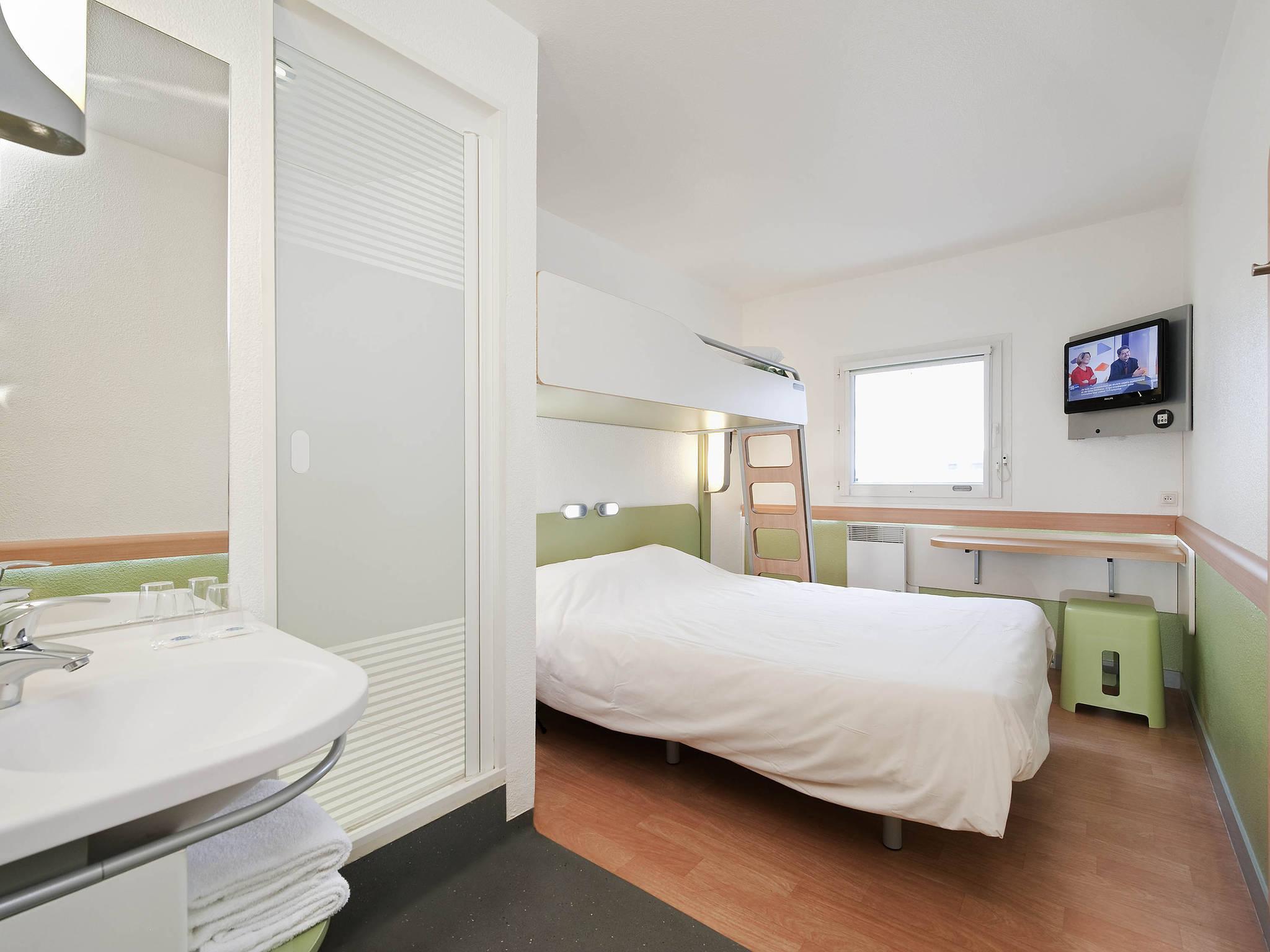 Hotel in PARIS - ibis budget Paris La Villette 19th