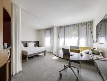 Novotel Suites Paris Nord 18ème