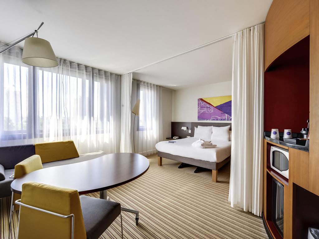 Hotel in Paris - Novotel Suites Paris Nord 18ème