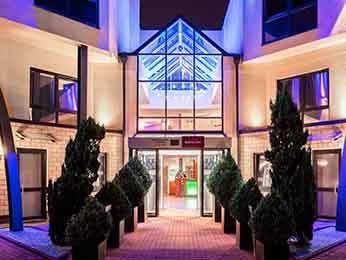 Mercure Hotel am Centro Oberhausen