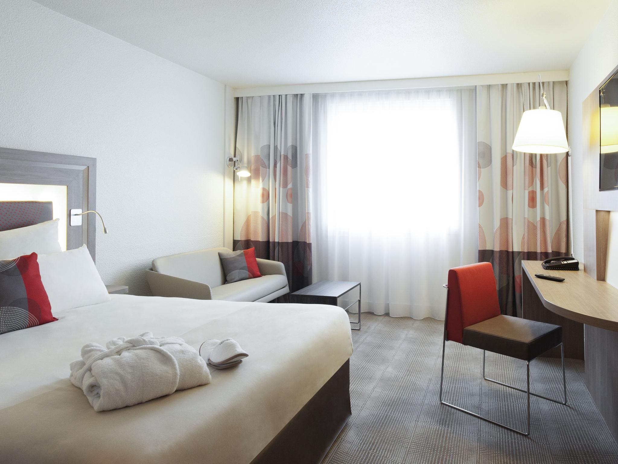 Отель — Novotel Париж 17