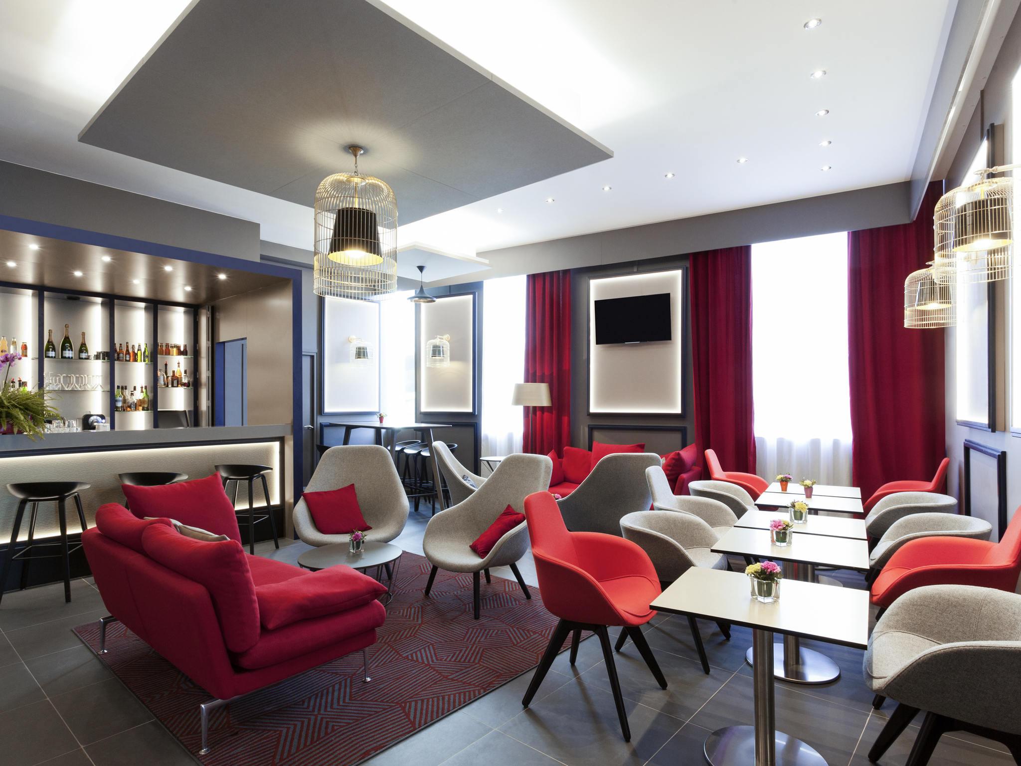 Novotel hotel paris france 2018 world 39 s best hotels for Hotel im paris