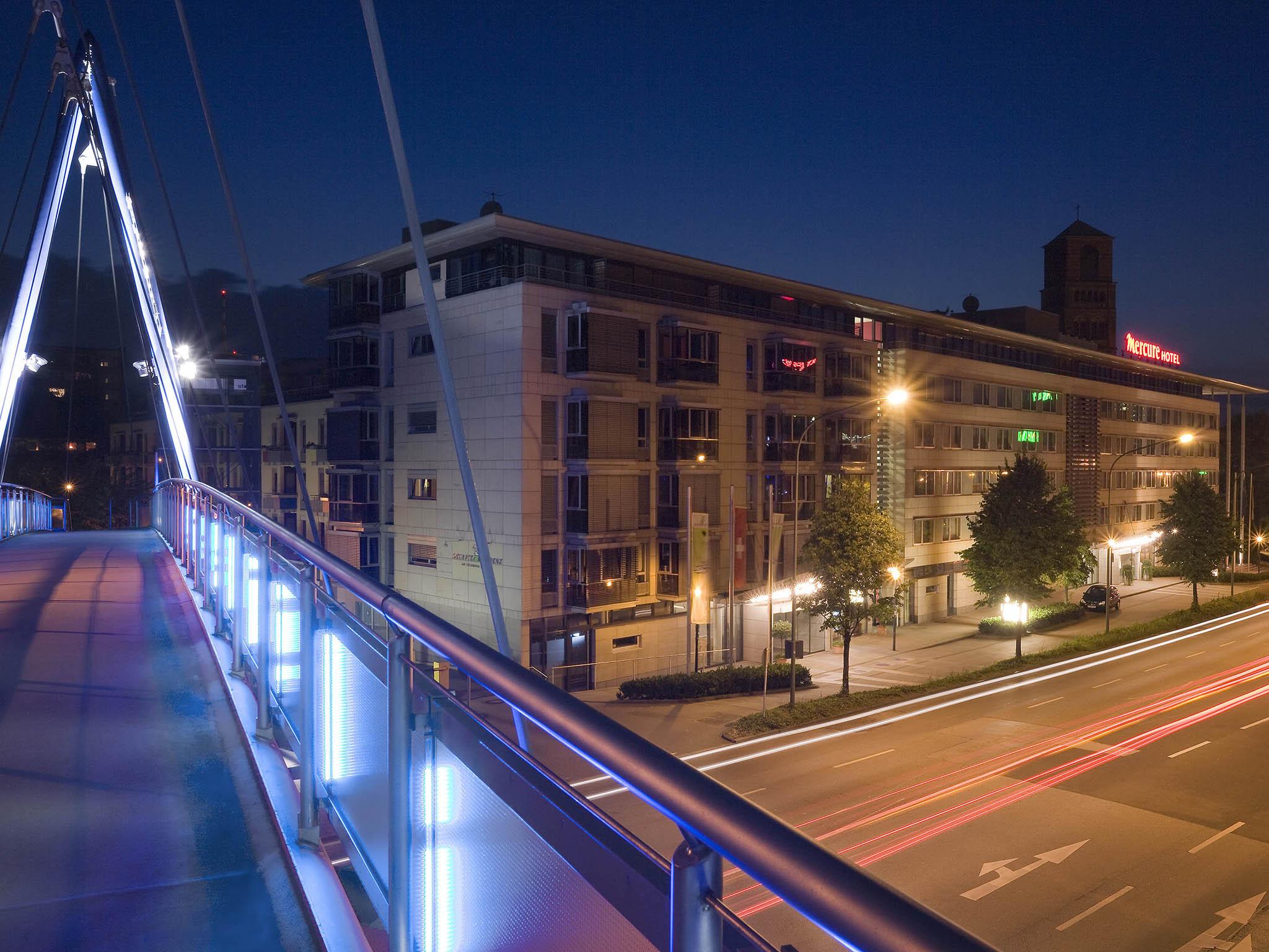 โรงแรม – Mercure Hotel Plaza Essen