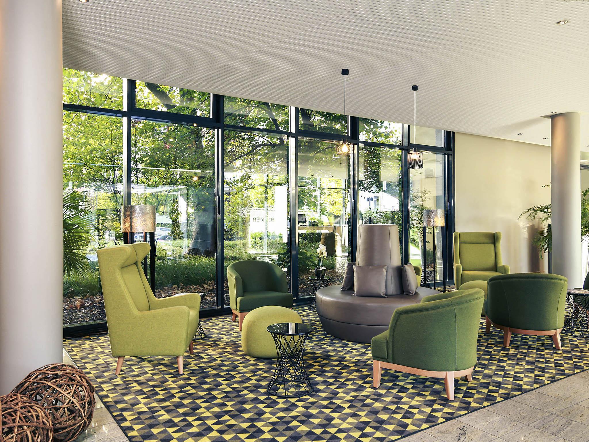 Mercure Hotel Essen Plaza