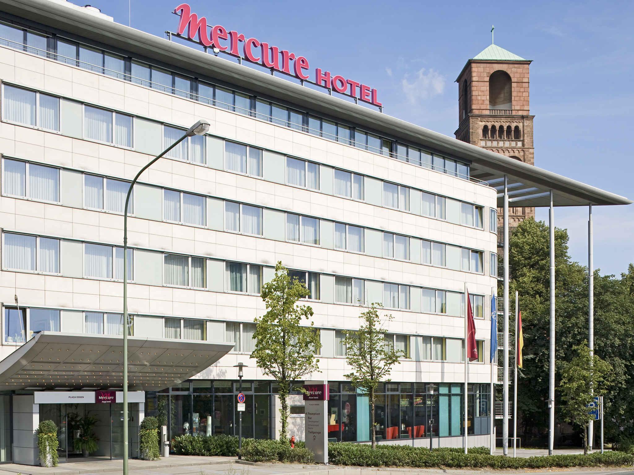 Mercure Hotel Essen Booking