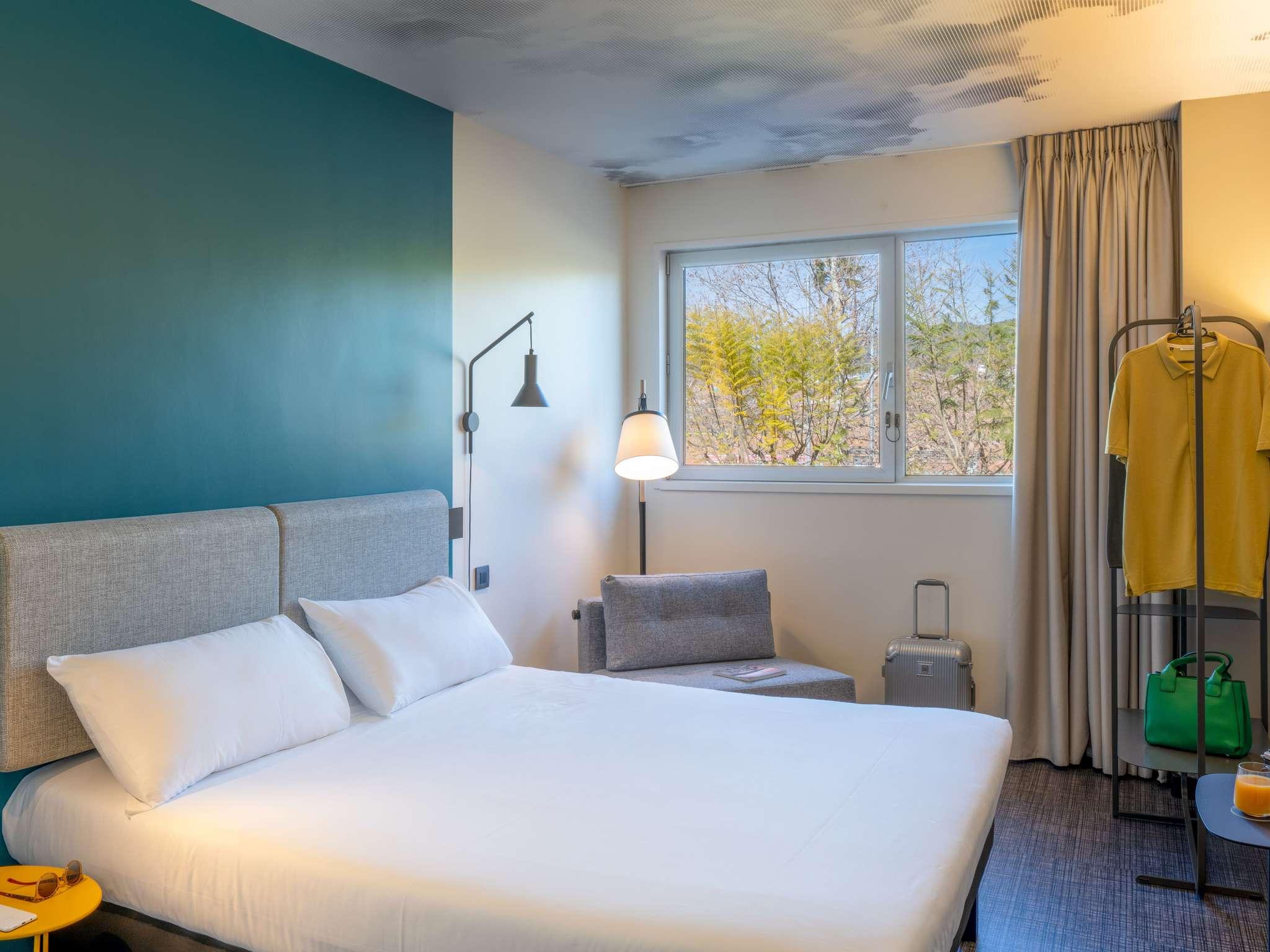 Отель — ibis Барселона Аэропорт Виладеканс