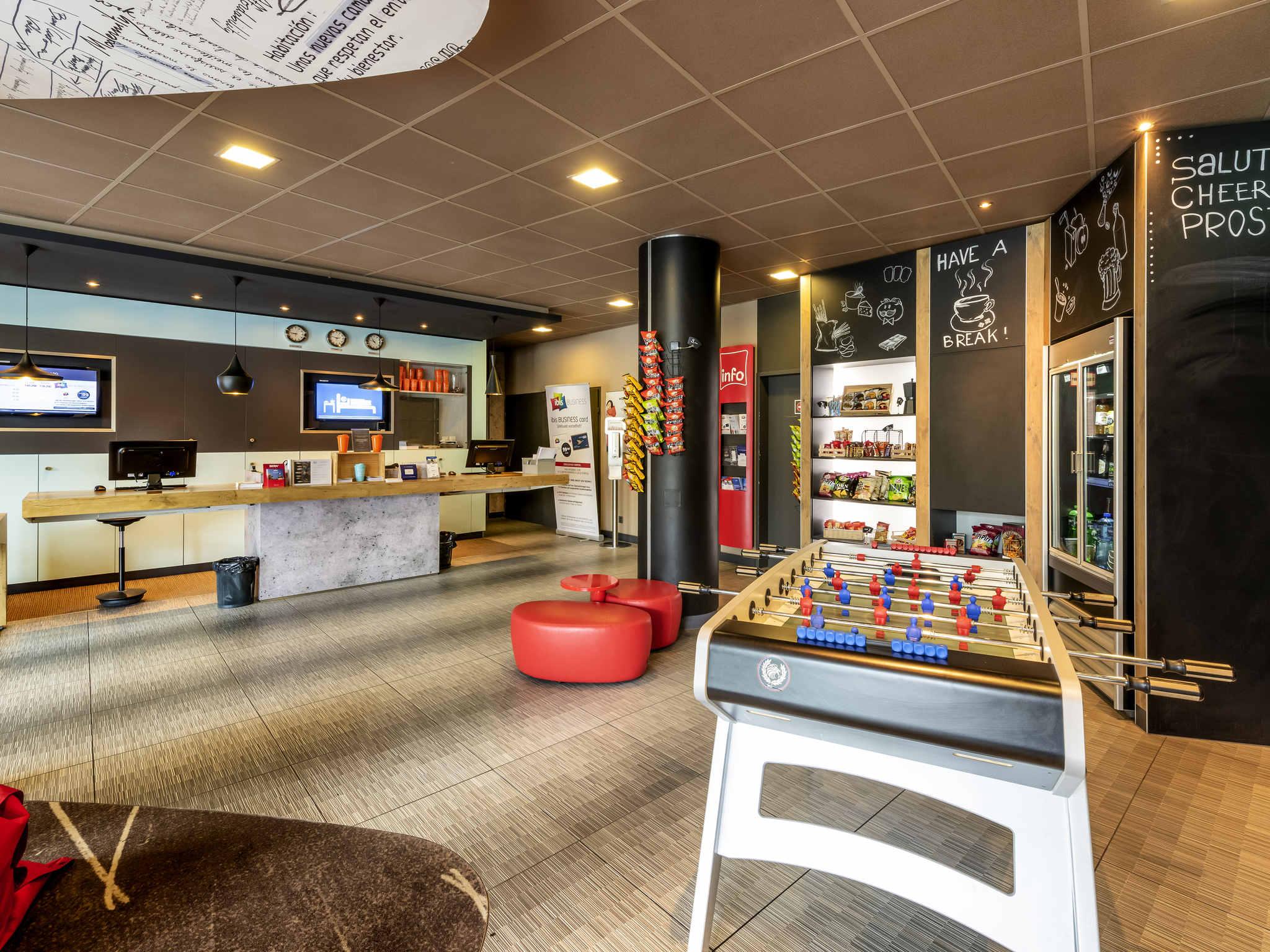 โรงแรม – ibis Bern Expo