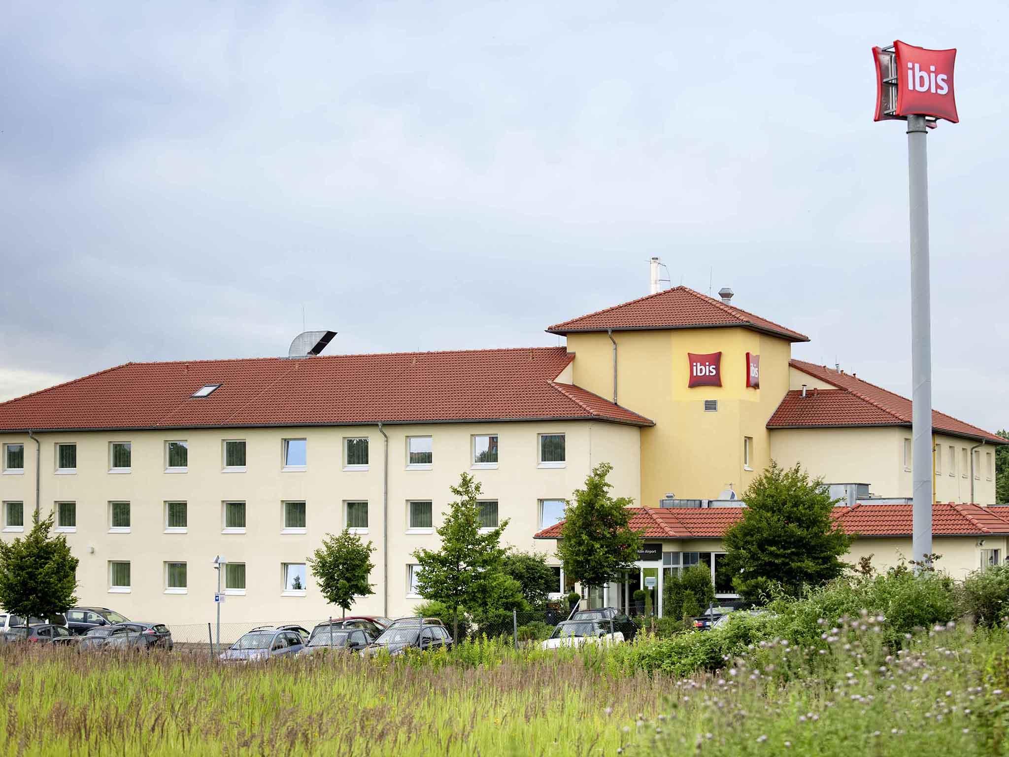 Отель — ibis Кельн Аэропорт