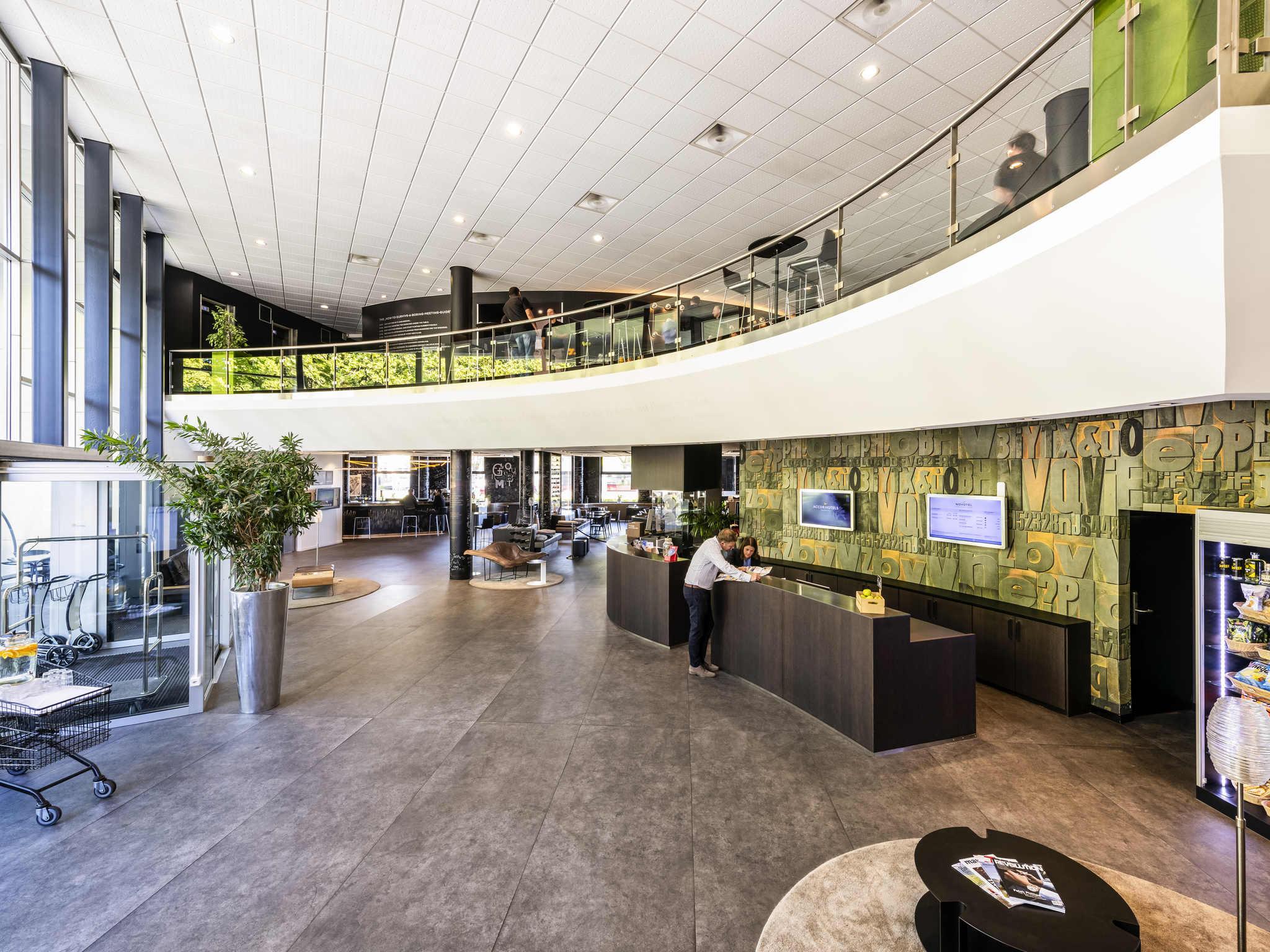 Отель — Novotel Берн Экспо