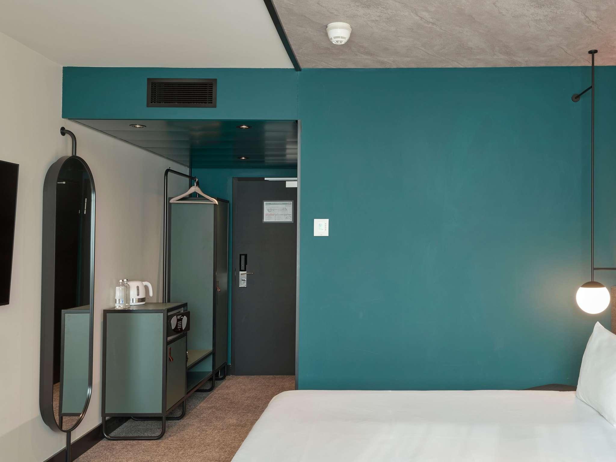 Hotel in bern novotel bern expo for Expo salle de bain