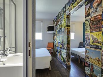 Hotel em paris reservar o seu quarto no hotel hotelf1 - Hotel formule 1 paris porte de chatillon ...