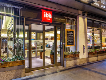 Hotel - ibis London City Shoreditch