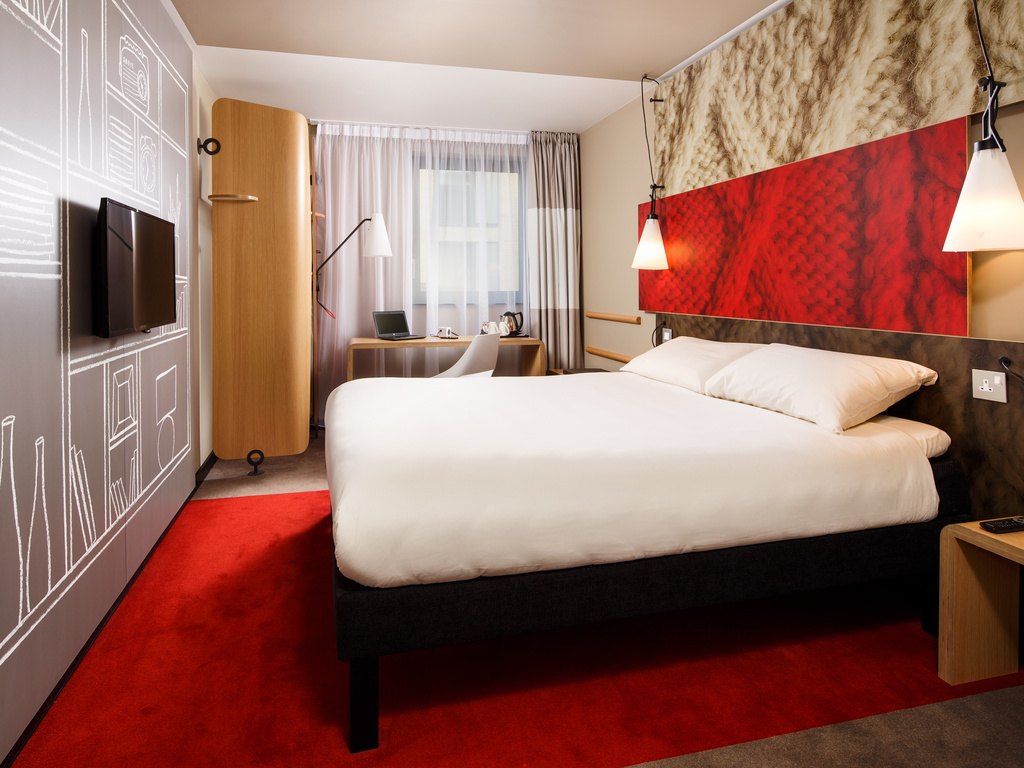 Hotel pas cher londres ibis londres city shoreditch for Hotel pas cher a londre
